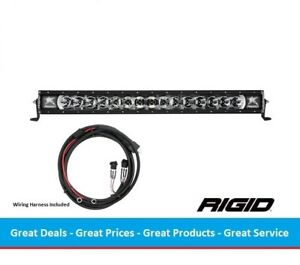 Rigid Industries Radiance Series 30 Inch Led Light Bar With White Back light