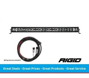 Rigid Industries Radiance Series 40 Inch Led Light Bar With White Back light