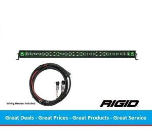 Rigid Industries Radiance Series 50 Inch Led Light Bar With Green Back Light