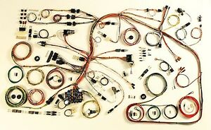 1967 72 Ford Truck Chassis Harness Classic Update Kit