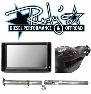 Touch Screen Tuner 4 Ss Cat Dpf Delete Pipes S B Cai 08 10 Ford 6 4 Powerstroke