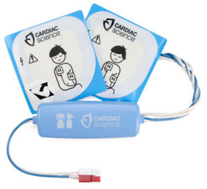 Cardiac Science G3 Aed Child infant Electrode Pads 9730 Exp12 20 20