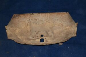 1947 1953 Chevy Pickup Truck Hood Latch Panel Antique