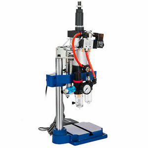 Heavy 110v Pneumatic Punch Press Machine 200kg Pressure Countless Display Newest