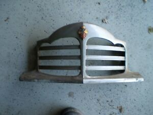 Rare Original Grill 1948 1949 1950 Packard Vintage Car Chrome Grille 48 49 50