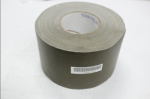 Ability Vinyl Coated Cloth Waterproof Tape 4 In X 60 Yd 7510008909875 Gray