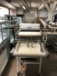 Oliver 645 24b Bakery Dough Sheeter molder Floor Model