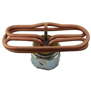 Water Heater Parts Commercial Electric Immersion Heating Element Brass 5000