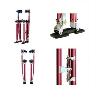 Drywall Stilts 1122 Pentagon Tool tall Guyz Professional 24 40 Red For