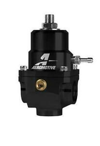 Aeromotive 13304 Aeromotive Fuel Pressure Regulator Black Fits universal 0 0