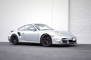 19 Victor Stabil Forged Matte Black Wheels Porsche 911 Turbo Carrera 4s 996 997