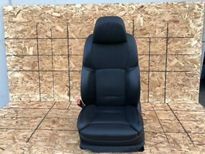 Bmw F02 F01 F04 750 11 15 Front Left Driver Comfort Leather Seat Ac Oem