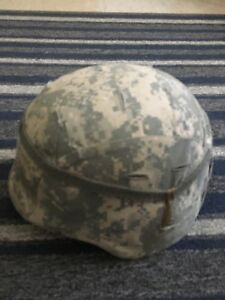 Tactical MICH Helmet And Cover Military Army ACU Multicam Scorpion OCP Combat