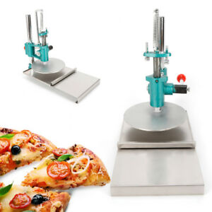 7 8 Dough Pizza Pastry Press Machine Roller Sheeter Pasta Maker Stainless Steel