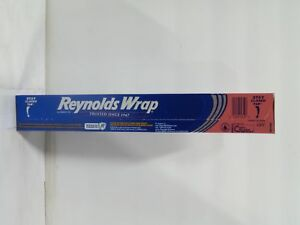 Reynolds Wrap Aluminum Foil 75 Square Foot Roll Pack Of 35