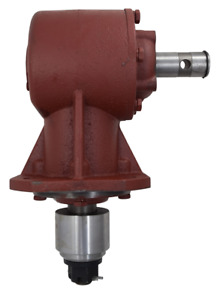 40 Hp Rotary Cutter Gearbox 1 3 8 Smooth Input Shaft 1 1 47