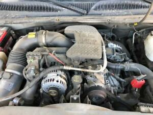 2006 Silv2500 Used Lbz Duramax 6 6 Diesel Liftout Engine 345k Running 25215