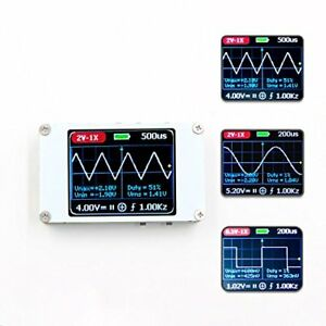 Dso188 Handheld Mini Pocket Portable Ultra small Digital Oscilloscope 1m 5m Rate