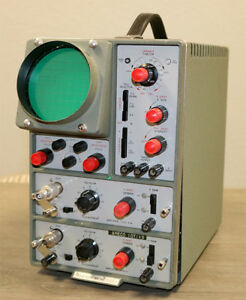 Telequipment Type D43 Oscilloscope Type A And 43a Guaranteed Working