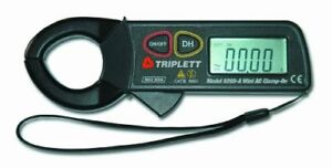 Triplett 9200 a Mini Ac Digital Clamp on Meter With Large Display 0 300 Amps