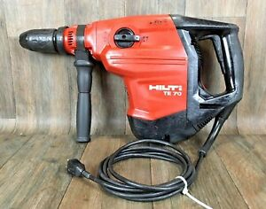 Hilti Te 70 Avr Rotary Hammer Drill Sds Max Te y 15 Amp Combihammer 74 75 Atc