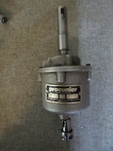 Procunier 2e Tapping Head With 7 8 Adapter