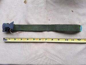Willys Mb Jeep Pioneer Rack Tool Canvas Strap Lashing M38a1 G503 G758 Jerry Can