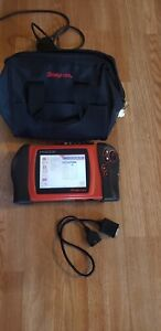 Snap On Modis Eems300 W 14 4 Software Cable Snap on Bag Power Cord Free Ship