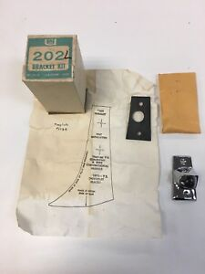 Nos 1970 1971 1972 Chevrolet Blazer Unity Spotlight Bracket Kit 202