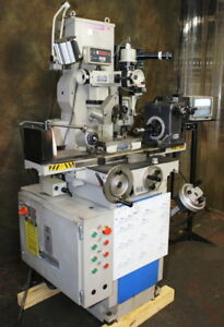 6 W 18 L Jones Shipman 540h Surface Grinder Optidress Pg 620 Camera In pro