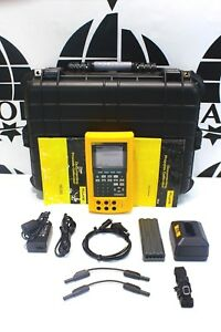 excellent Fluke 744 Documenting Process Calibrator Hart 275