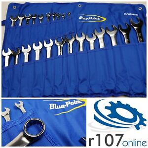 Blue Point 23pc Spanner Set 6 32mm Incl Vat As Sold By Snap On