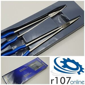 Blue Point 2pc Extra Long Reach 16 Pliers Set Incl Vat As Sold By Snap On