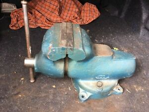 150mm 6 Swivel Bench Vise Wilton Inspiration Romania York