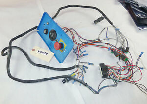 Genie Gr 12 Runabout Mast Lift Aerial Manlift Control Panel Wiring Harness