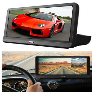 8 Touch Screen Hd 1080p Android 5 1 Car Dashboard Gps Navi Dvr Video Recorder