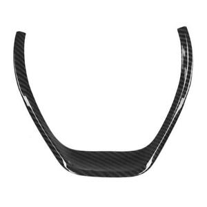 Carbon Fiber Abs Steering Wheel Cover Trim For Bmw 3 4 Series F30 F32 F31 F34 Ap