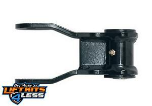 Rubicon Express Re2700 Shackle For 1983 2001 Jeep Cherokee Xj