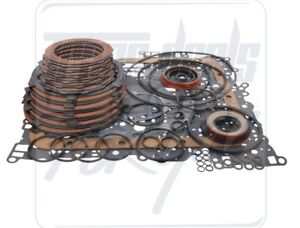 Fits Chevy Aluminum Powerglide Transmission Raybestos Stage 1 Rebuild Kit 70 73