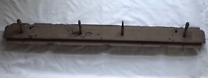 1929 Model A Ford Seat Mount W Cross Member Or Model A Ford Coat Hat Rack