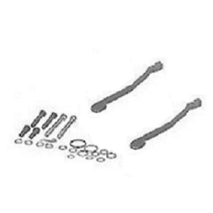 Remote Valve Handle Kit For Ford Double Spool Valve 2 Handles 309973f Farmer