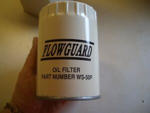 Flowguard Transmission Filters Ws 50p For Clark Forklifts 990937 Case Of 8 New