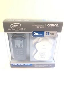 Omron Electro Therapy Pm3032 Max Power Relief New Free Ship fkt001609
