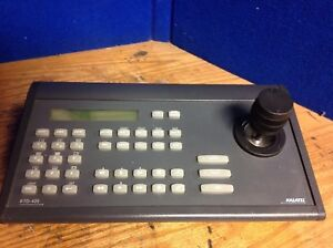 Ge Interlogix Cctv Security Camera Control Kalatel Ktd 405