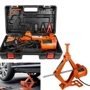 3 Ton Electric Jack Dc 12v All in one Lift Scissor Jack Repair Tool For Car Auto