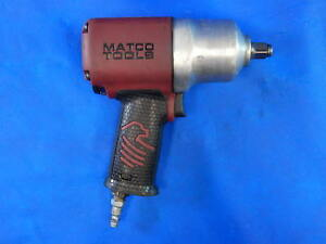 Mac Tools 1 2 inch Impact Wrench mt2769