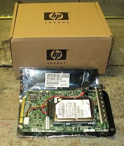 Hp Designjet Z3100 Series Formatter With Sata Hdd Q5670 67001 New