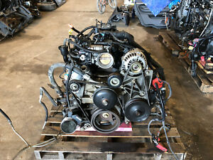 2004 Gmc Sierra 5 3 Lm7 2wd Engine Trans 4l60e Pull Out Ls1 Ls2 Ls6 155k Miles