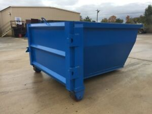 Dumpster Waste Roll off Container 8