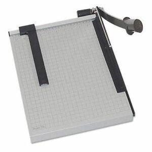 Dahle Vantage Guillotine Paper Trimmer cutter